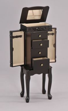 Tiana Jewelry Armoire | Acme Furniture | Home Gallery Stores