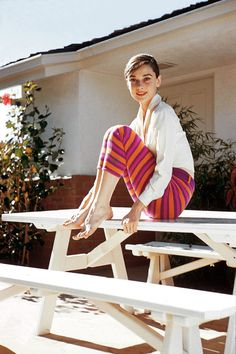 15 rarely seen photos of Audrey Hepburn: