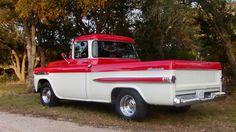 59 Chevy Fleetside - my Third car