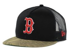 Boston Red Sox MLB Snaketruck Cap 8709e56415e2