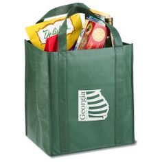 Market your message with this spacious tote!