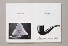 Marcel Broodthaers - Catalogue d'exposition 'Section des Figures', Städtische Kunsthalle, Düsseldorf, 1971 et 1972