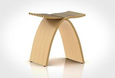 The Capelli Stool was originally designed in 1999 by Carol Catalano