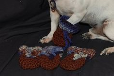 Dog Bootie Pattern for Those little paws
