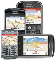 telmap blackberry torch