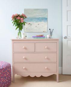 Nellie 2-Over-2-Dresser | Dresser | Maine Cottage