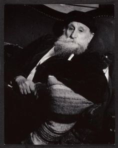 Portrait de Maillol pour ses 75 ans, Marly-le-Roi Brassaï (dit), Halasz Gyula (1899-1984)