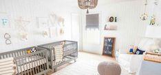 Si vas a tener gemelos y no sabes como decorar la habitación este post es para ti. Os traemos una madre y diseñadora que hará de este deco una aventura.