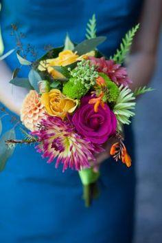 August Color Palette Image: UniqueAugustColorCombos.jpg - LoveToKnow Weddings