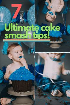 Ultimate Cake Smash Tips | You, me and a Journey.