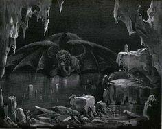 Dante's Inferno: illustrations by Dore