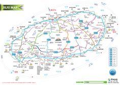 제주도 지도를 다운받아서 제주도여행코스를 계획해보자~! 원문보기 : http://blog.naver.com/travelwoori/70189602756