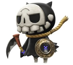 Deathskull from World of Final Fantasy