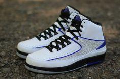 "Air Jordan 2 ""Dark Concord"" | KicksOnFire.com"