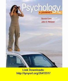 Study Guide for Coon/Mitterers Psychology A Journey, 4th (9780840032225) Dennis Coon, John O. Mitterer , ISBN-10: 0840032226  , ISBN-13: 978-0840032225 ,  , tutorials , pdf , ebook , torrent , downloads , rapidshare , filesonic , hotfile , megaupload , fileserve