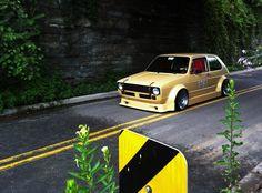 VW Rabbit.