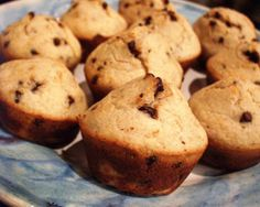 Cream of Wheat Banana Muffins - These were a total fail - I even added chocolate chips due to the comments, but even that didn't help.  Bland, dense, yuck :(  oh well!