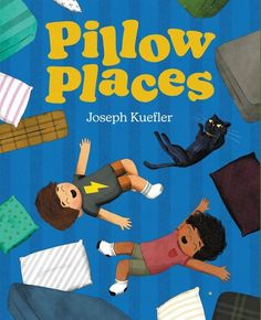 Pillows are not just for sleeping. They are for dreaming . . . of forts, ships, and alien worlds among the stars. Pillow Places is a tender exploration of the power of friendship and imagination, especially on those first sleepover nights away from home. Buy Pillows, Alien Worlds, Reading Stories, Sleepover, Book Format, Childrens Books, Author, Places, Illustration