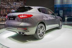 2017 Maserati Levante #2016MY #Maserati #Maserati_Levante #Italian_brands #Segment_JE #Geneva_2016
