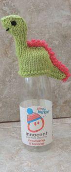Smoothiesaurus Big Knit hat / goedgemutste breicampagne mutsje