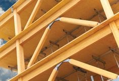 Mass Timber and Wood Framing   Sponsored by naturally:wood   Originally published in the November 2012 issue of Architectural Record   Architectural Record's Continuing Education Center