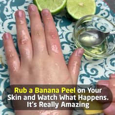 15 Surprising Beauty Hacks and Secrets That You Wish You Had.- 15 Surprising Beauty Hacks and Secrets That You Wish You Had Known About Sooner 15 Surprising Beauty Hacks and Secrets That You Wish You Had Known About Sooner Amazing banana hac - Beauty Tips For Hair, Health And Beauty Tips, Beauty Secrets, Diy Beauty, Beauty Hacks, Facial Brown Spots, Skin Tips, Skin Care Tips, Pimples Under The Skin