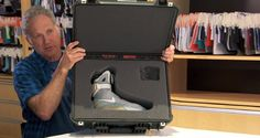 Tinker Hatfield discusses Nike MAG 2015 release with Power Laces