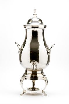 wish my samovar was this shiny....