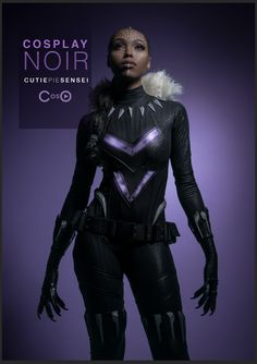 25 Amazing Black Panther Movie Cosplays That Fans Took It To Another Level