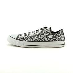 Zebra Chucks!!