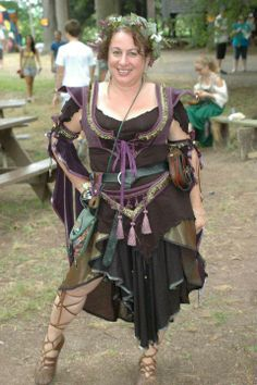 Christine Bonvino Here's the pic you wanted - from the Sterling Renaissance Festival. Photo courtesy of Mike Meahger.