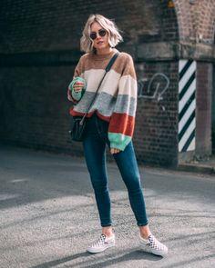 Striped knit part 428 - Lian Galliard