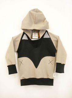 Fox Hoody @Andrea Taylor - I think you need this!!