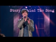 Guus Mulder - The Story Behind The Song (The voice of Holland: Liveshow ...