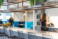 First of its kind, the University of Sydney study focuses on activity-based and agile work environments in offices designed by Cachet Group in a 12-18month sample program.