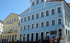 Museu da Cidade e Museu-Casa de Jorge Amado em Salvador.