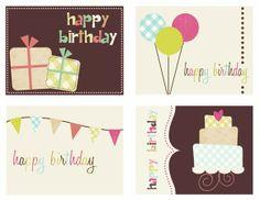 Celebraciones Caseras: happy birthday laura