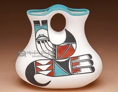 Authentic Native American Pottery