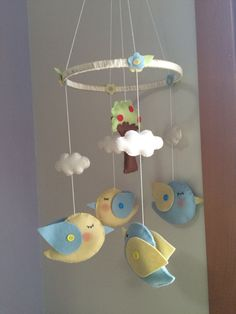 Pinned onto Babies mobileBoard in Fiber Arts Category