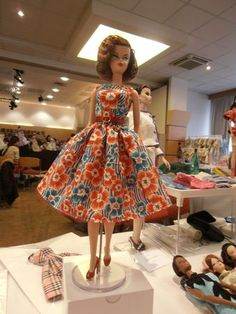 Paris Fashion Doll Festival - Sunday