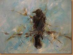 Crow by Haidee DeRouen
