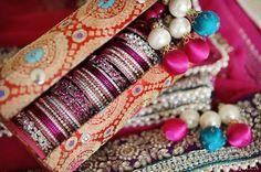 indian wedding bridal ceremony fashions http://maharaniweddings.com/gallery/photo/7089