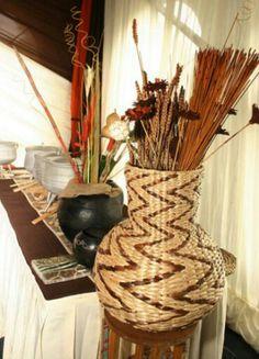 . Reception Decorations, Event Decor, Flower Decorations, Wedding Centerpieces, African Wedding Theme, African Theme, African Weddings, African Style, Zulu Wedding