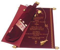 Außergewöhnlich Orientalische Schriftrolle Als Hochzeitseinladung Von RoyalDay | Denenecek  Projeler | Pinterest | Orientalisch, Hochzeitseinladung Und Orientalische  ...
