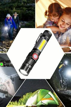 Cool Gadgets For Men, Flashlight, Cool Gifts, Usb, Home Appliances, House Appliances, Appliances