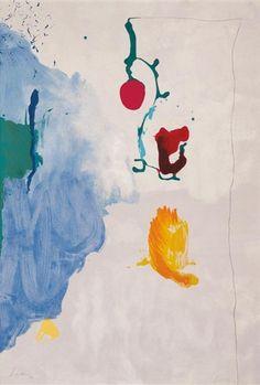Helen Frankenthaler - EVE 1995