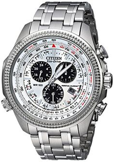 Citizen Men's BL5400-52A Eco-Drive Stainless Steel Sport Watch with Link Bracelet Check https://www.carrywatches.com