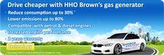 HHO Kit Fuel Saver