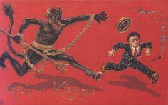 Krampus: The Darker Side of Christmas | The Etsy Blog