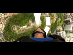 Betabrand's Disco BASE Jumpers in Greece, Switzerland & Malaysia